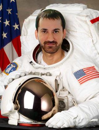 Astronaut Dave!