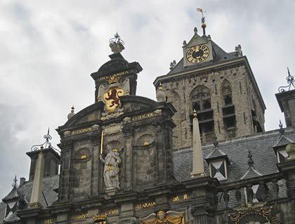 Delft Building