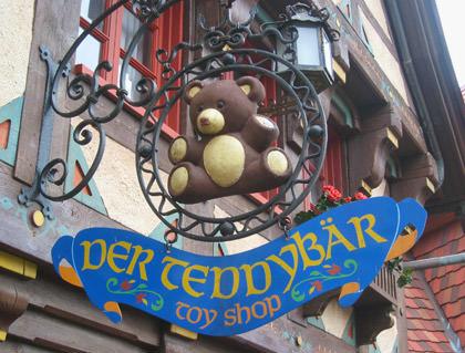 Disney Epcot's World Showcase: GERMANY