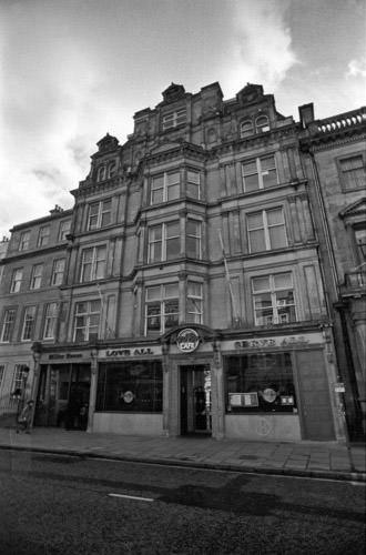 Edinburgh Hard Rock Cafe