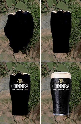 Lough Tay Guinness Lake Morph!