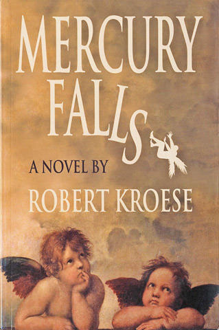 Mercury Falls by Rob Kroese Cover