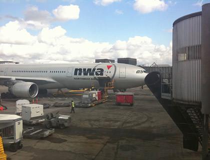 NWA Flight
