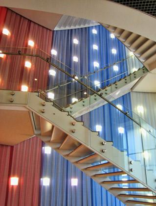 Van Gogh Stairway