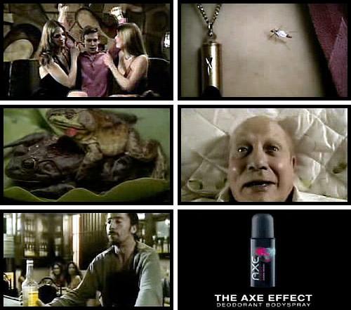 The Axe Effect!