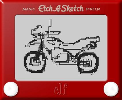 FQ Etch A Sketch