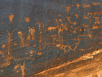 Petroglyphs