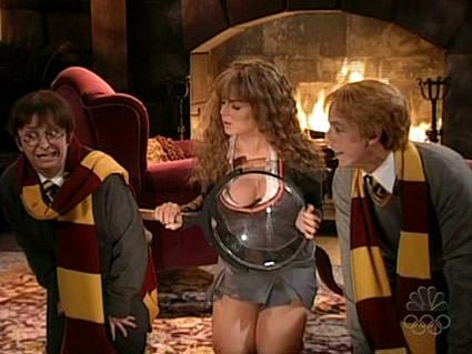 SNL Harry Potter