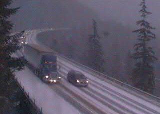 Snowy Pass