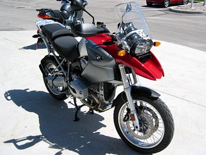 BMW 1200gs