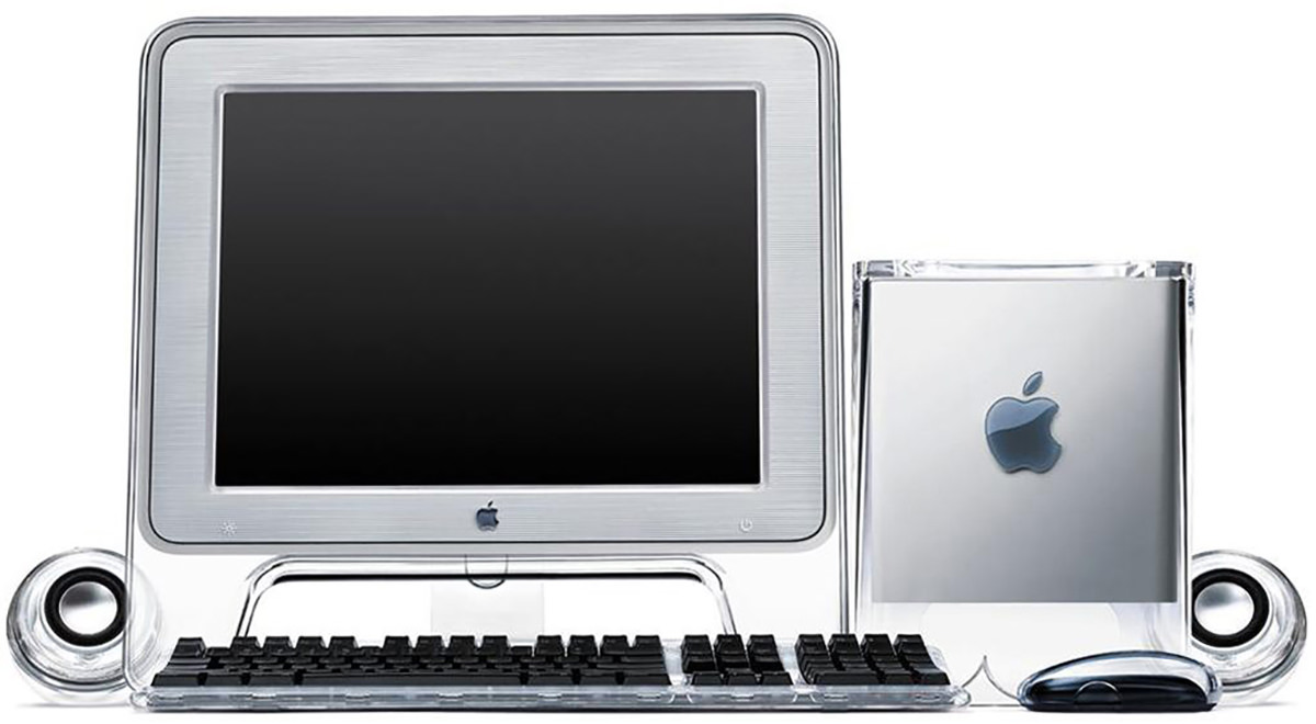 Macintosh G4 Cube