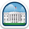 White House Badge