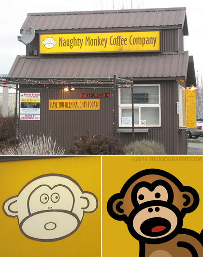 Naughty Monkey Coffee Rip-Off
