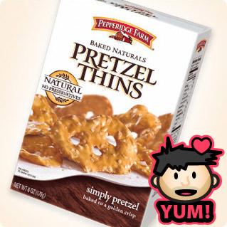 Pretzel Thins