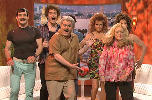 Snl Molly Shannon Dog Show
