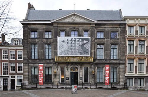 Escher Museum at The Hague
