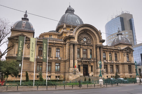 Romanian Savings Bank Palace