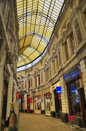 Macca-Villacrosse Passage in Bucharest