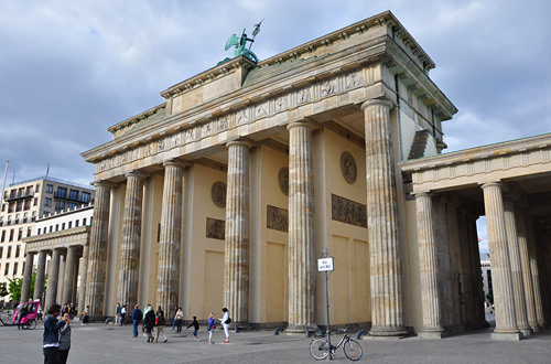 Brandberger Tor Backside