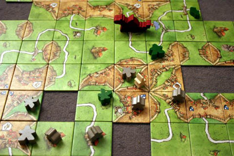 Carcassonne Original Board Game