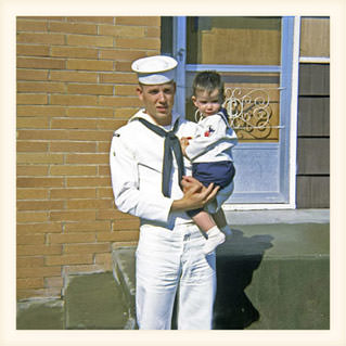 Davy and Dad