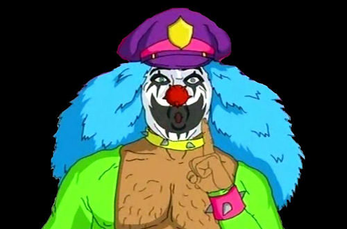 Dr. Rockzo... I DO COCAINE!!