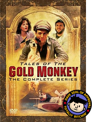 Gold Monkey DVD Box