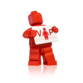 LEGO VIP Logo
