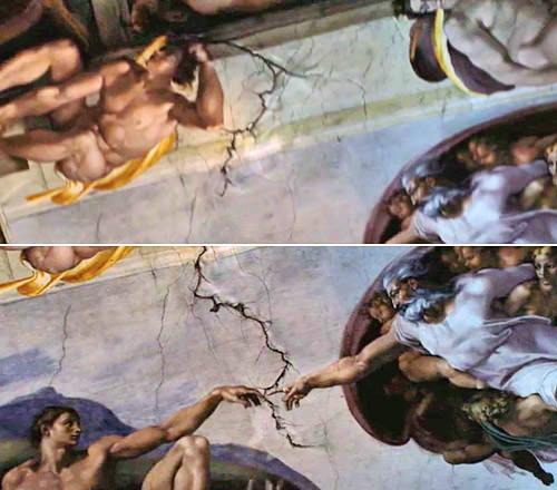 Sistine Chapel Stupidity 2012