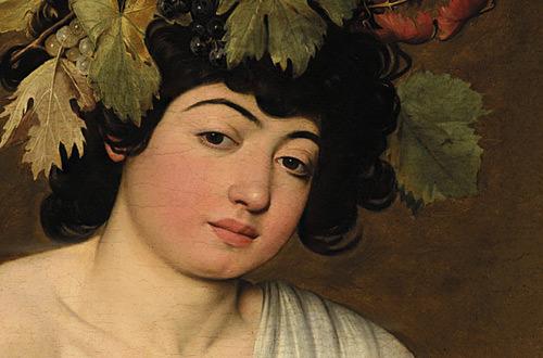 Bacco by Caravaggio