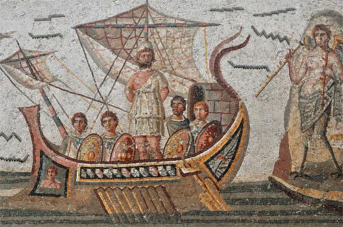Bardo Museum Mosaic