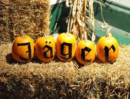 Jager Pumpkins