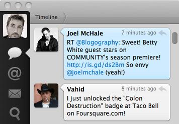 Joel McHale Retweet!