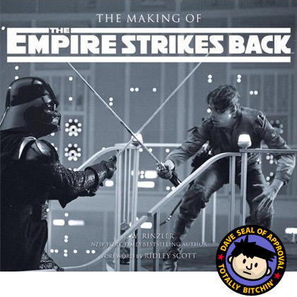 DAVE APPROVED: The Making of The Empire Strikes Back