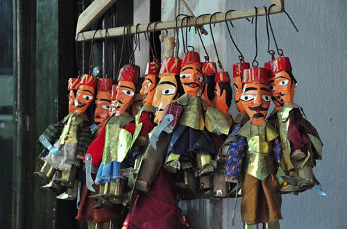 Medina Market Toys
