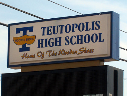 Teutopolis Wooden Shoes