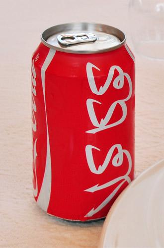 Arabic Coca-Cola!