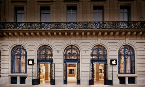 Apple Store Opera Paris