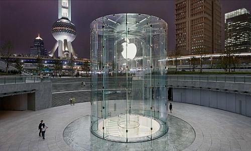 Apple Store Pudong, China
