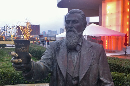 John Pemberton, Inventor of Coca-Cola!