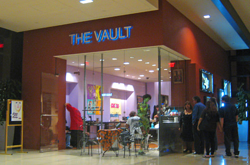 The Vault Tattoo and Body Modification Shop