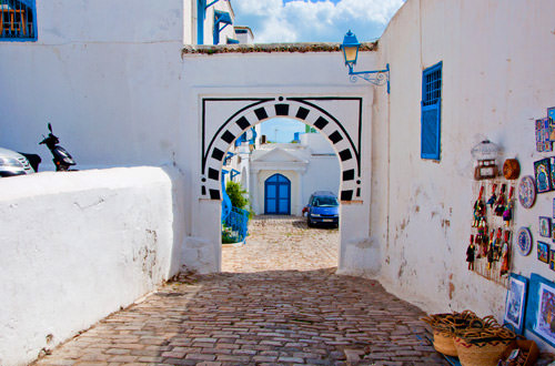 Image of Tunis, Tunisia