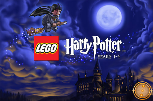 LEGO Harry Potter for iPhone: Load Screen