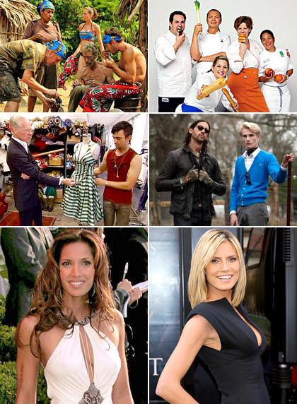 Reality Television Roundup!