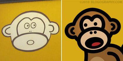 Copycat Monkey!