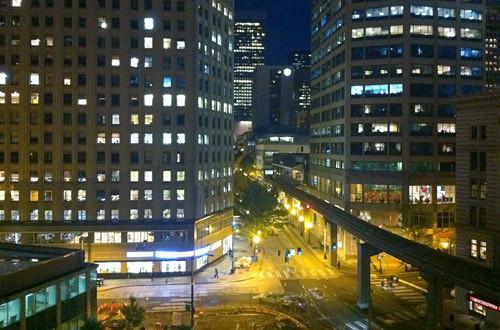Westin Hotel View