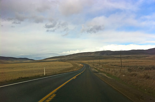 Central Washington Roads