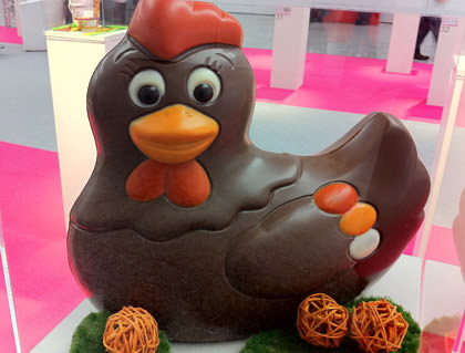 Chocolate Chicken Lives!