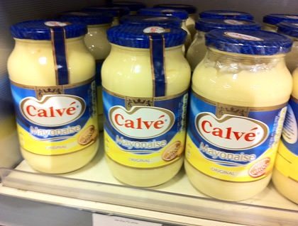 Dutch Mayo Jars