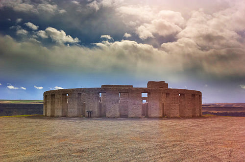 Stonehenge Memorial in Maryhill